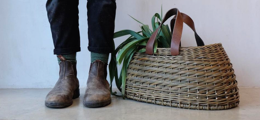 Weave a 'Market Basket' at SAOG Studios with Annemarie O'Sullivan 6-8 May 2022
