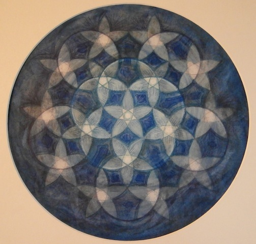 fivefold flower of life
