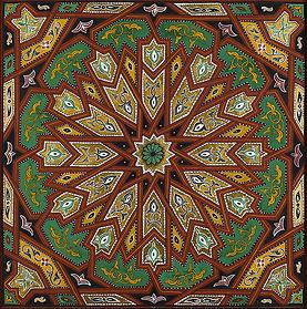 Natasha Mann Moroccan Painting