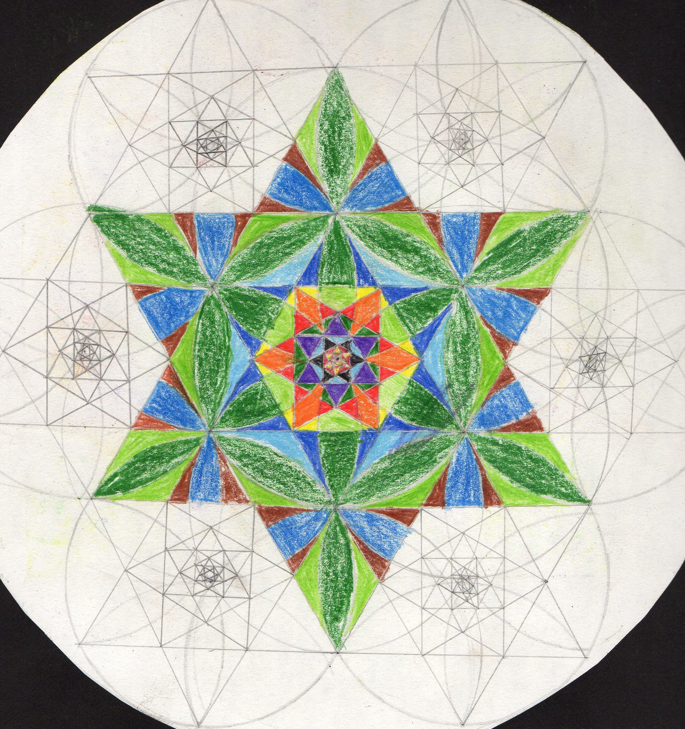 Sacred Geometry for Children