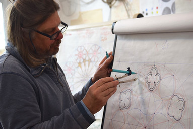 Rose Window Geometry with J. Horning