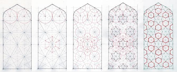 Islamic Geometry at SAOG Studios