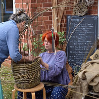 Willow Basketry with Annemarie O'Sulliva