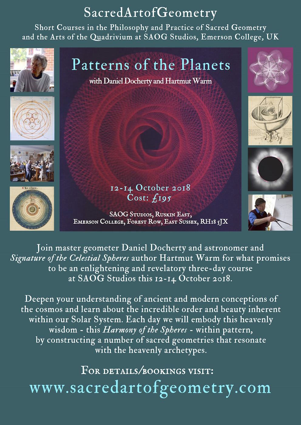 Patterns of the Planets