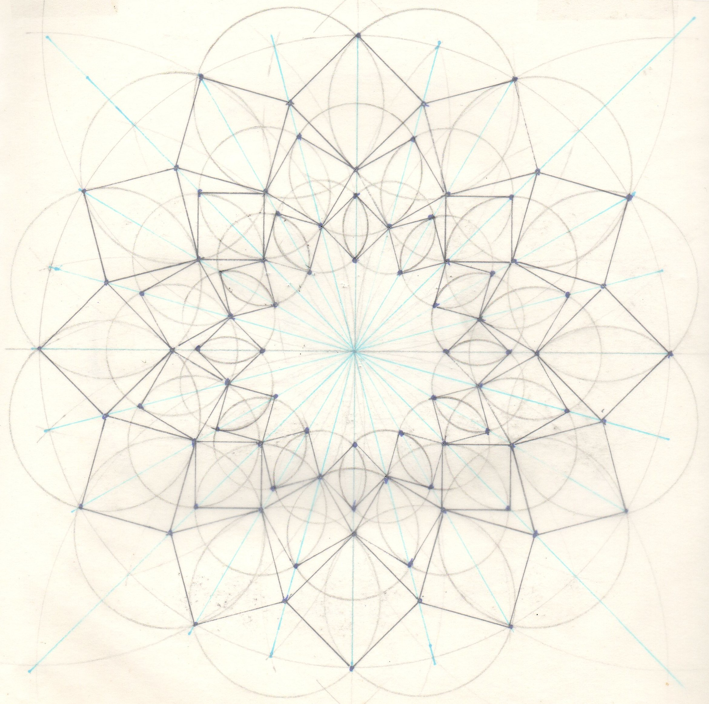 Sacred Art of Geometry