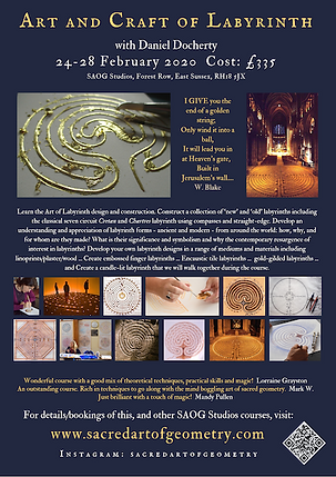 Labyrinth course
