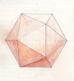 Model and draw the Platonic Solids