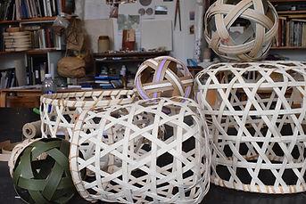 Basketry and Sacred Geometry