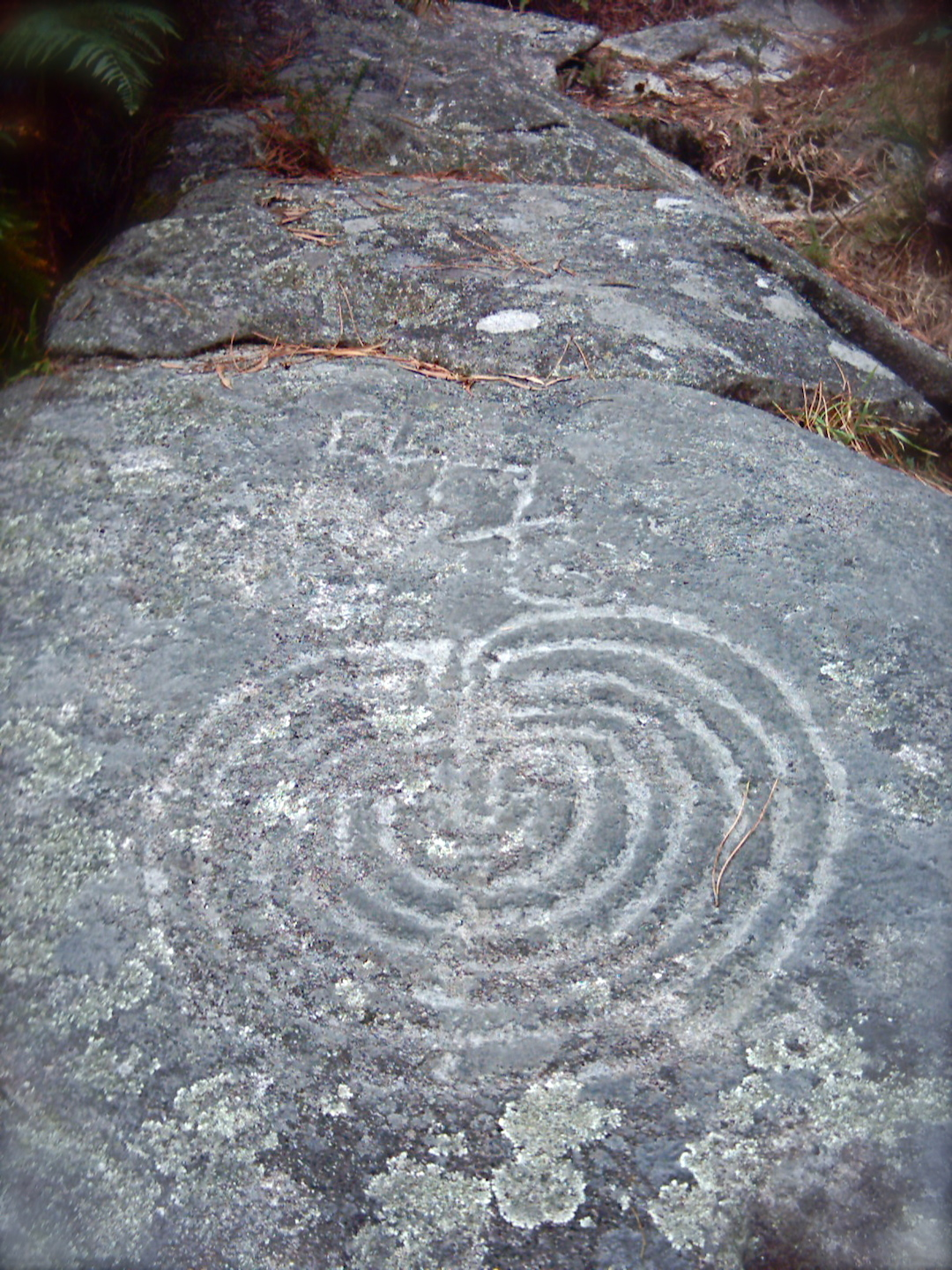 Carved Labyrinths