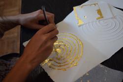 Ariadne's Thread - Labyrinth course