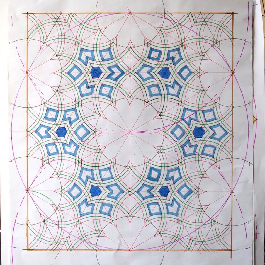 Islamic Geometry courses at SAOG Studios