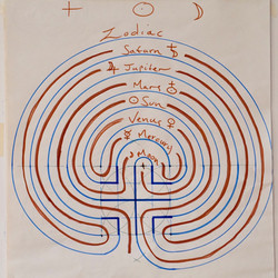 Labyrinth course at SAOG Studios