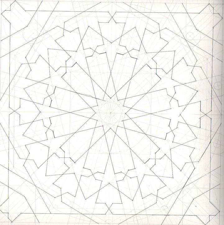 Make Moroccan Tiles