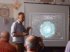 John Martineau Venus Talk at SAOG Studios