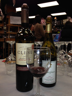 Wine Tasting - Cline