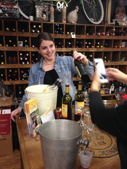 LaBelle Winery Tasting