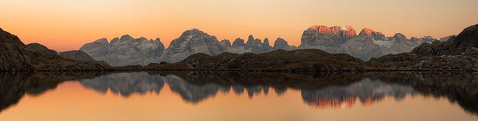 1. Lago Nero al tramonto - ph Luciano Ga