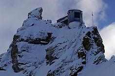 Cabane Bertol - den siste fjellhytta
