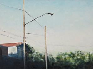 Céu - 1 2011 oil on canvas 60 x 80cm