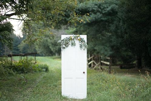 Single Freestanding Door