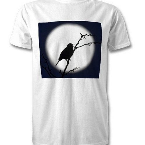T-shirt - 'Blackbird Moon'