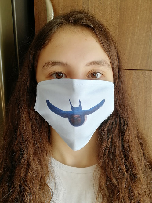 Face mask - Super Swallow