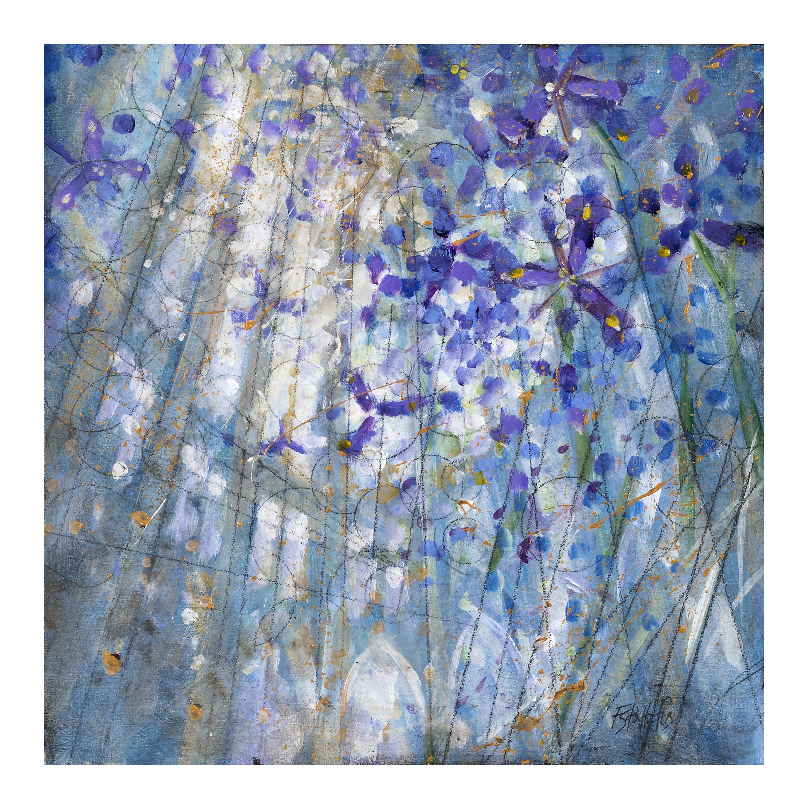 Ecstasy of the Irises II