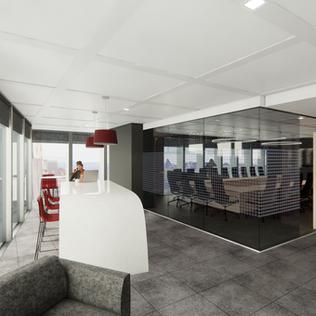 Global Technology Company Boardroom Design