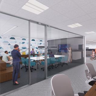 Global Technology Company Multi-Floor Renovation