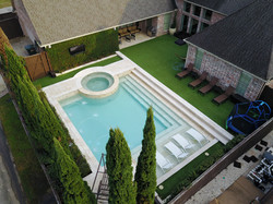 Mediterranean Style Pool