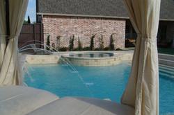 pool+construction