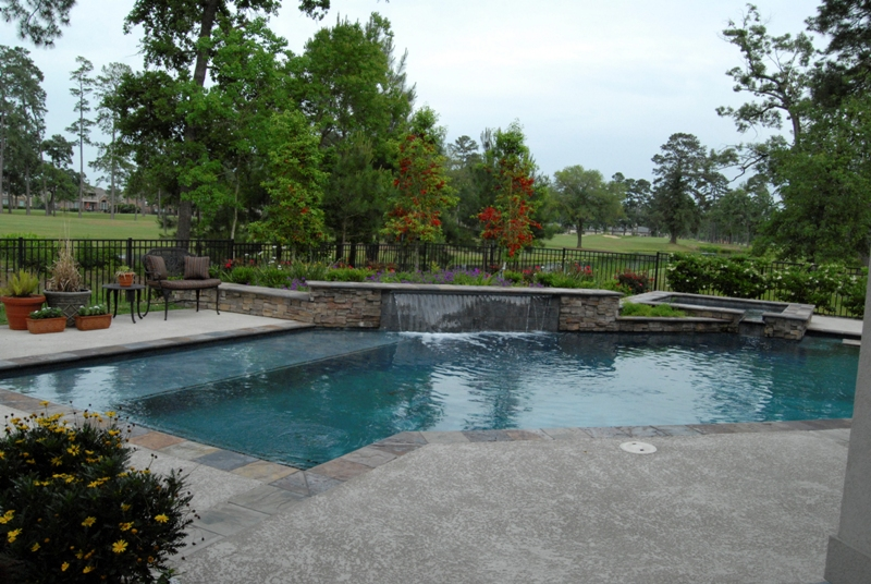 gunite+swimming+pool+contractor