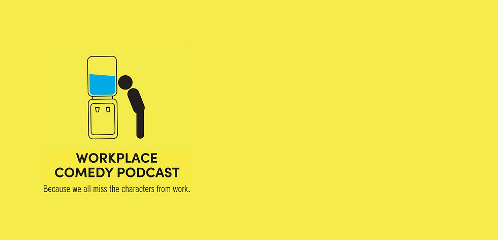 Website designs Workplace Comedy Podcast