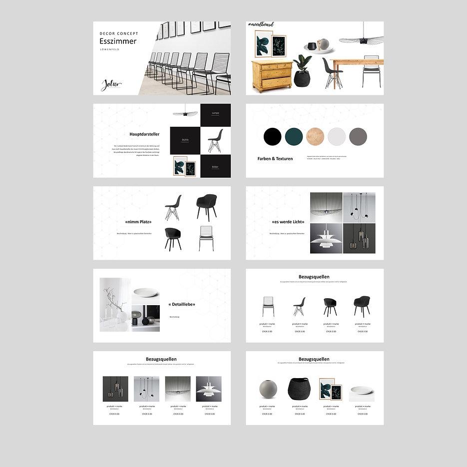 Interieur_Decor_Concept_Esszimmer_Löwenf