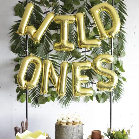 Geburtstagsparty - wild ones