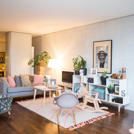 das Jolico - Wohnzimmer