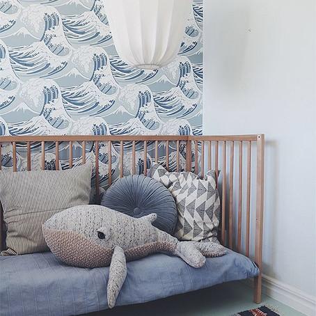 Jungs Kinderzimmer Konzept - under the Sea