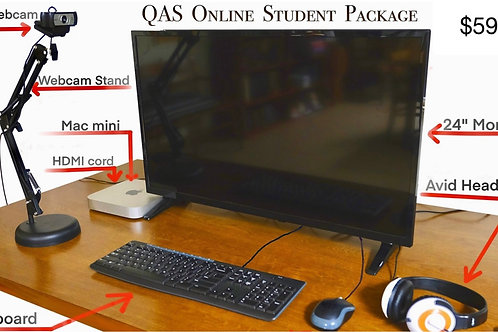 Online Student Computer Package with School Management Software