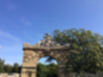 Archway - Culzean Castle