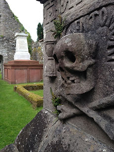Wicker Man Skull