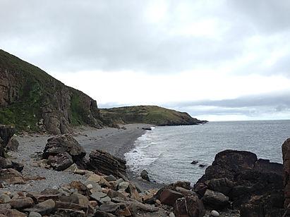 St Ninian's Beach