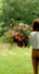 Fleurs de jardin en bretagne