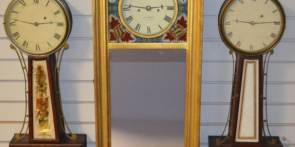 107th Gene Harris Antique Clock and Watch Auction