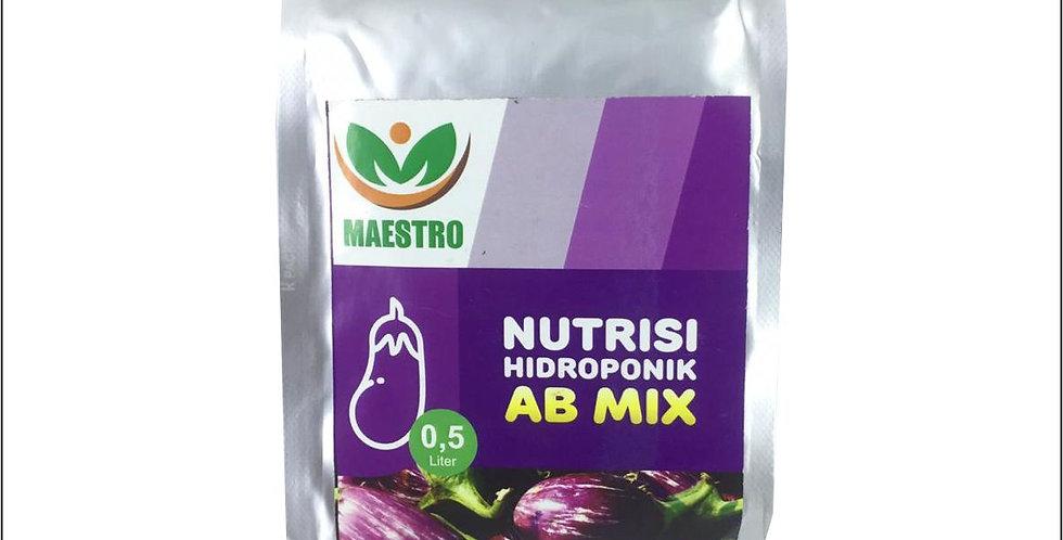 Nutrisi AB Mix Untuk Buah (0,5 Lt) - Maestro