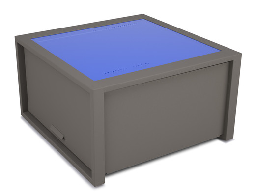 Dodeka- Premise side table and box