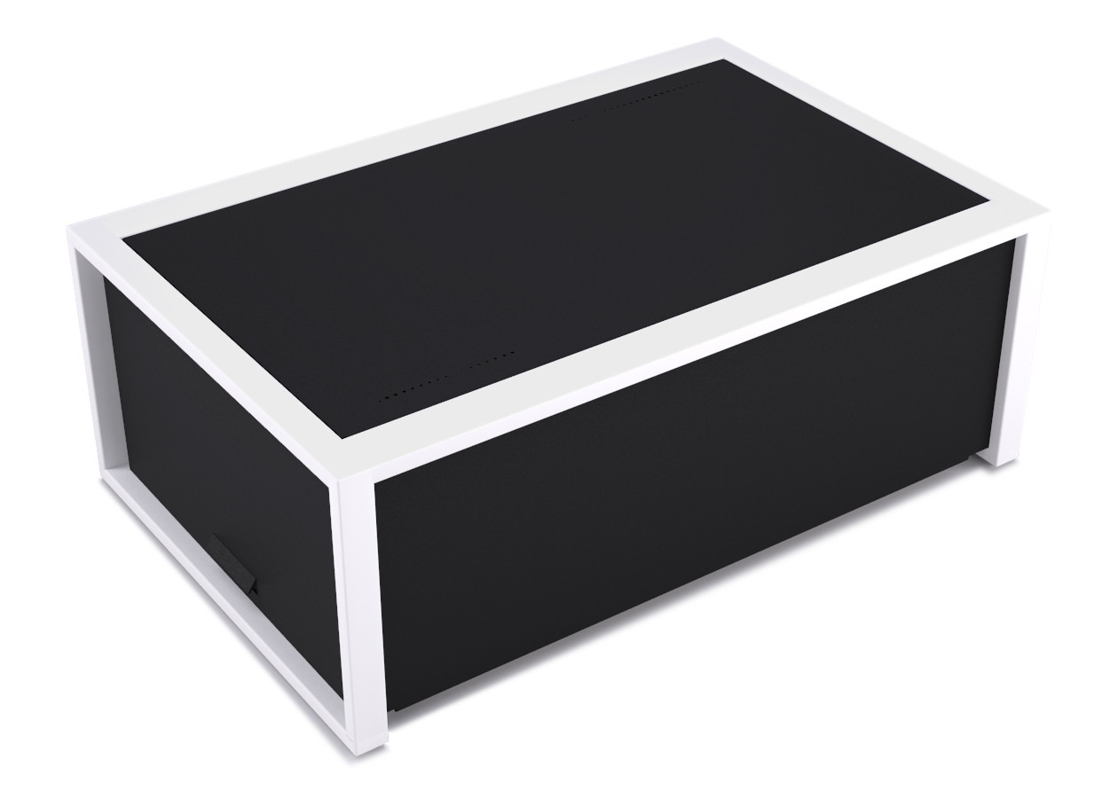 Dodeka- Premise coffee table and storage box