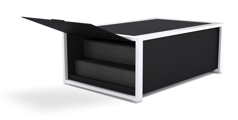 Dodeka- Premise coffee table and box