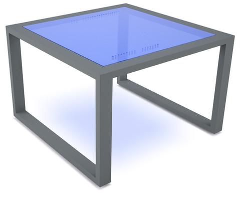 dodeka- lemma side table- 3form and gala