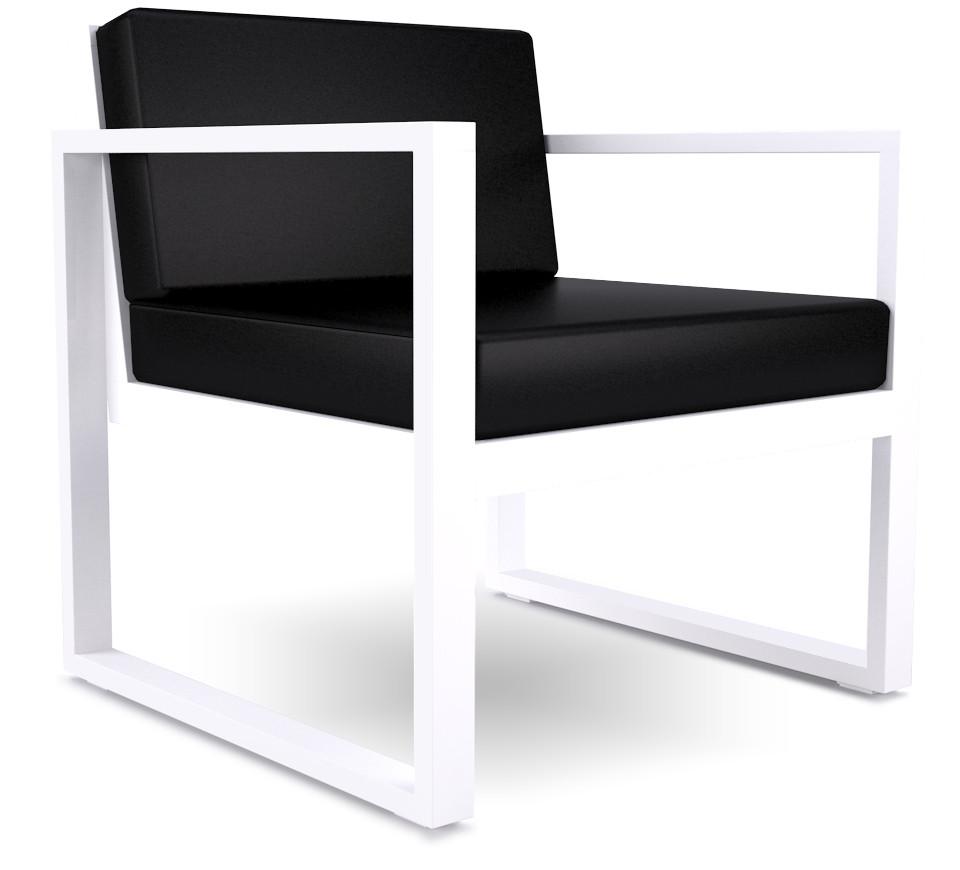 Dodeka- lemma chair- black stamskin 1 se