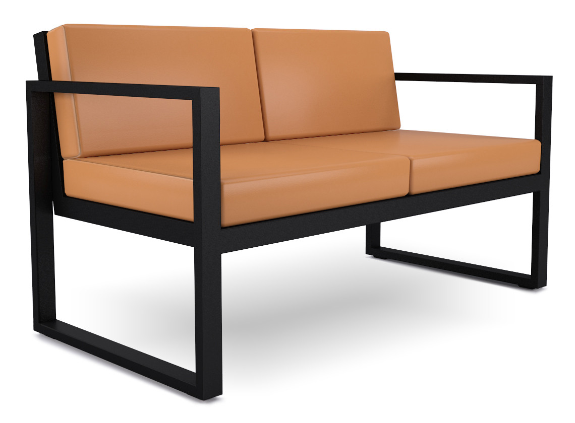 Dodeka- lemma love seat- Cinnamon st